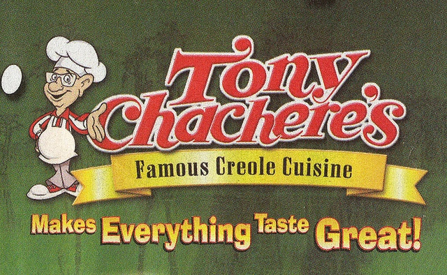 Tony's make everything great: FACT