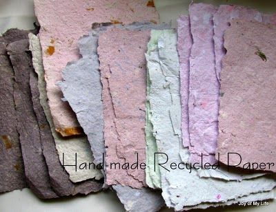 handmade paper adds texture and subtle beauty to your gift.  Couple with organic ribbon like twine or silk.