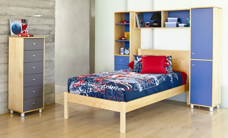 Swerve Kids Bedroom Furniture by Royal Furniture from Harvey Norman New Zealand