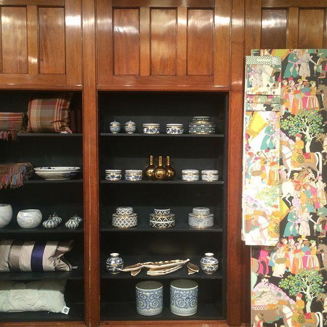 Inredningsbutik i Göteborg och online hos Engelska Tapetmagasinet | 1800-tal | Butik | Historisk | Wallpaper | Gothenburg | Interior Shop | Manuel Canovas