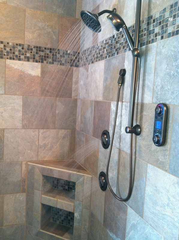 spray tiles in bathroom 15 best bathroom images on master bathroom 20628