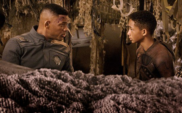 Are the critics right about After Earth?