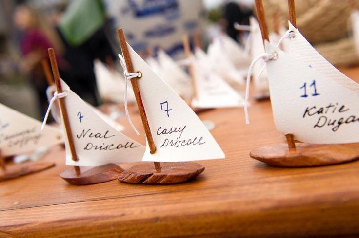 Preppy Chesapeake Bay Wedding