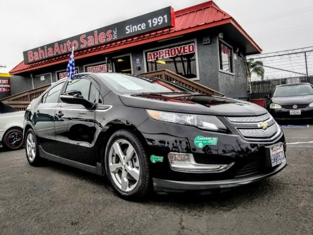 2012 Chevrolet Volt Chevrolet Volt Muscle Cars Chevrolet