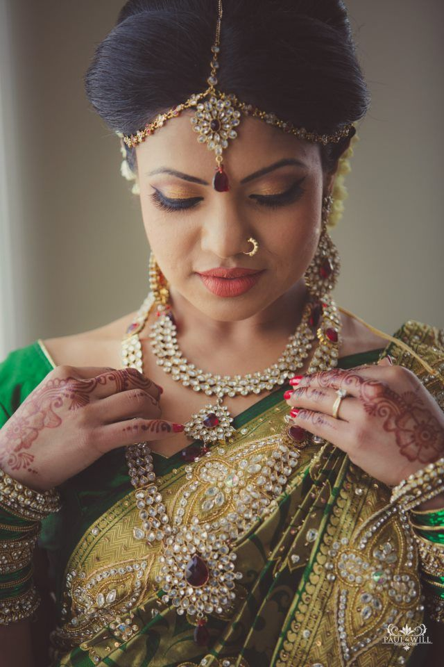 latest fashion trends south indian makeup style