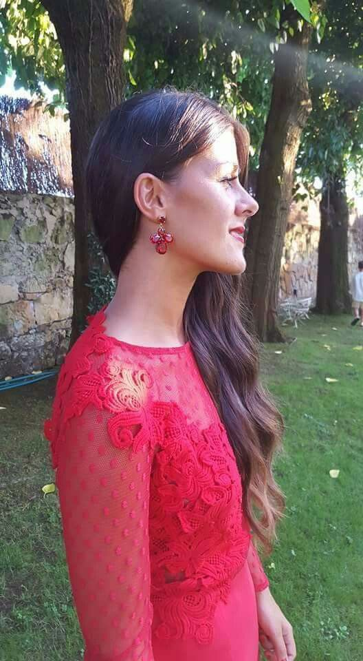 Mejores 15 imágenes de vestidos elegantes en Pinterest | Moda de la ...
