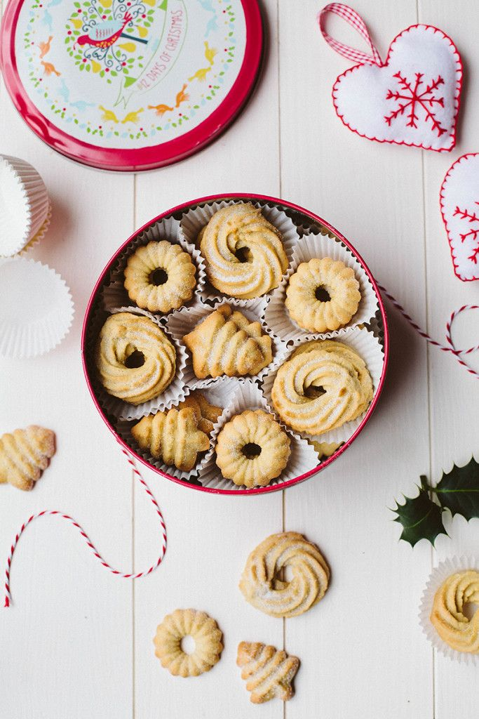 Vegan Danish Butter Cookies For those who miss this nostalgic taste... Only 7 Ingredients