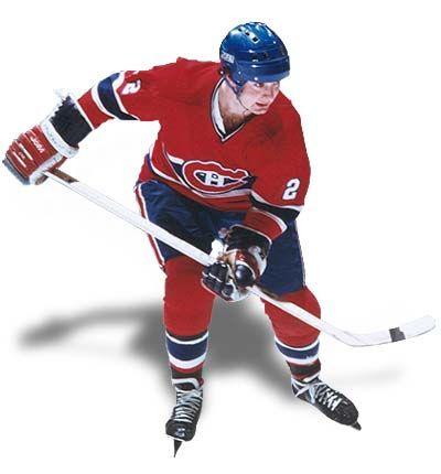 Steve Shutt 1976-77: 60 buts, 45 passes - 105 points. Membre du Temple de la renommée du hockey (1993).