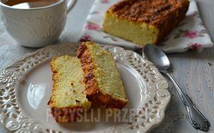 Ciasto z kaszy jaglanej jak u babci