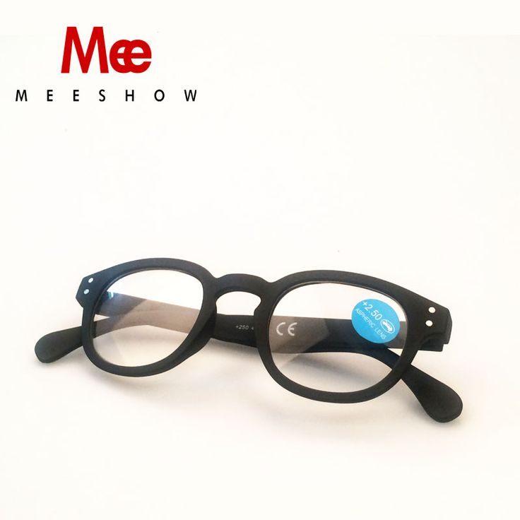 2017 Fashion Reading Glasses With Case Oval Style Men Women Power +1.0-4.00 Eyeglasses Gafas Lunettes De Lecture Free Shipping