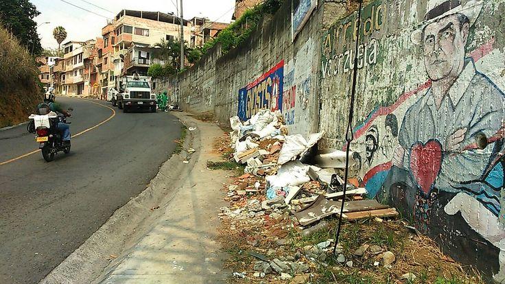 La variante de terr n tiene un jard n for Barrio el jardin cali colombia