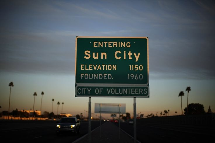 Sun City, Arizona, Has To Be The Coolest Place To Retire