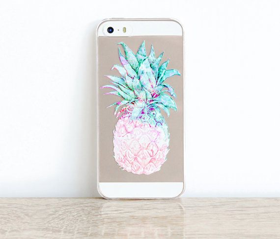 Hey, I found this really awesome Etsy listing at https://www.etsy.com/listing/242841897/pineapple-iphone-6-case-clear-rubber