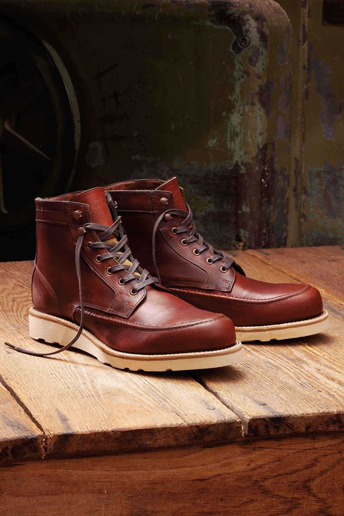 Filson x Wolverine 2012 Fall Collection. Emerson Boot.