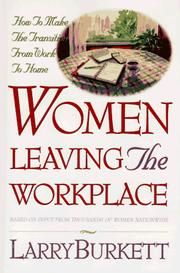 Do you and your spouse make enough money to afford daycare? First published in 1995, Women Leaving the Workplace by the late Larry Burkett remains relevant considering the astronomical cost of quality childcare. This book could easily be updated to include stay-at-home dads and retitled Parents Leaving the Workplace. PS: Because it's an oldie, this book is a bargain in online bookstores!
