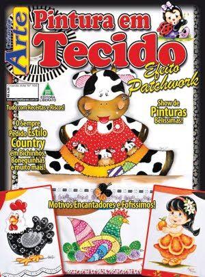 Revista Criando Arte da Editora Liberato