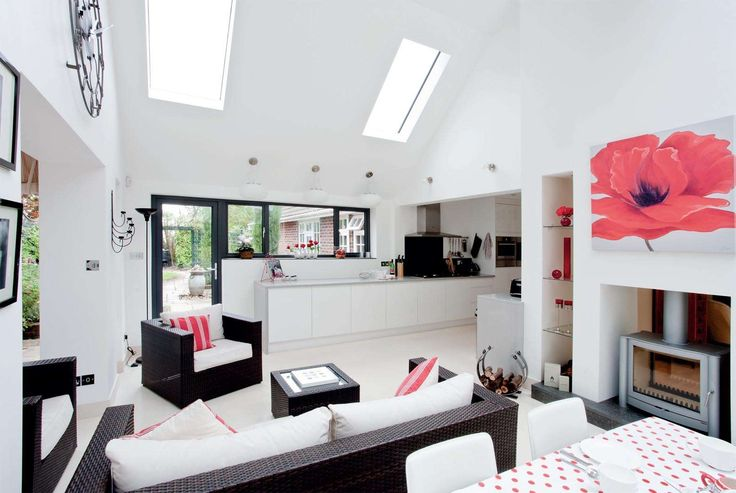 Replacing a conservatory with a kitchen extension | Real Homes