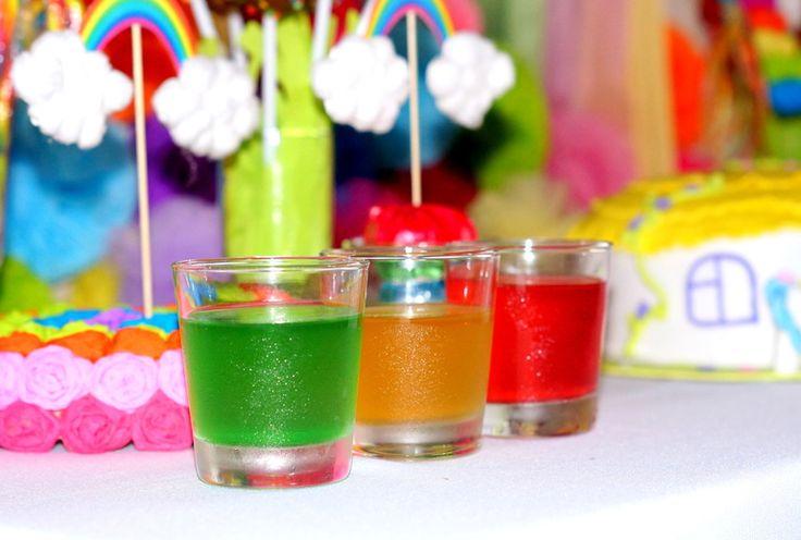 Радужный праздник в радужной долине с радужными пони у радужной Даши!!! - Новый год, дни рождения - праздники и подарки - Babyblog.ru