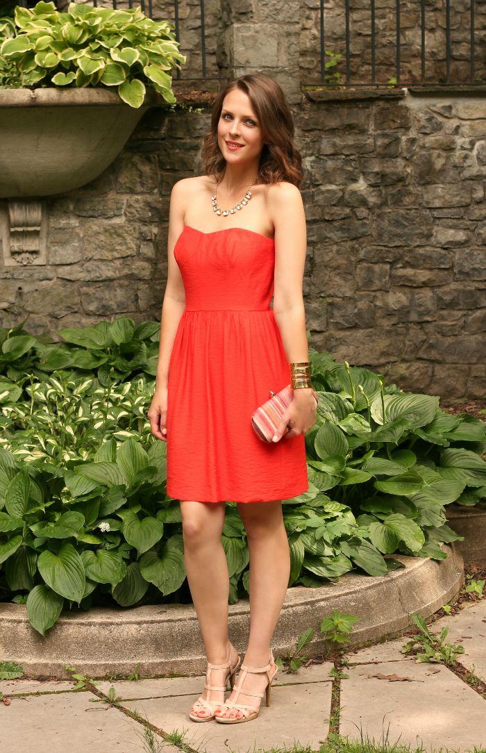 Outdoor Wedding Attire   Penny Pincher Fashion