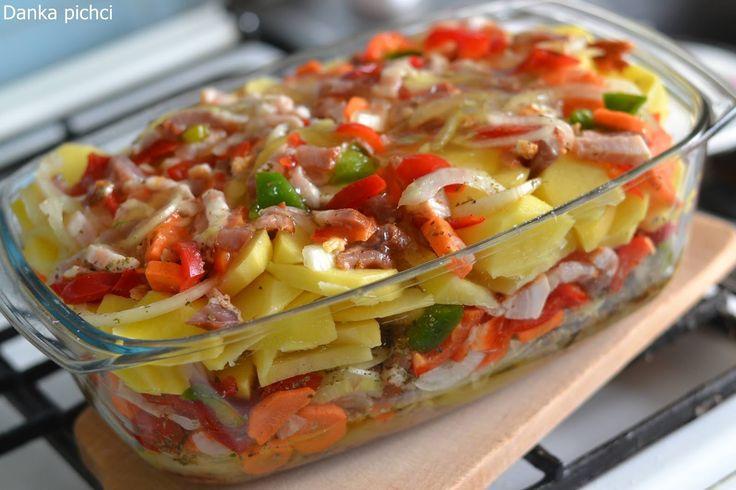 Niektórzy uważają, że karkówka to mięso tłuste i niezbyt smaczne, ale odpowiednio przyprawione może być soczyste i kruche. Ten przepis zoba...