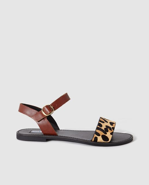 Sandalias planas de mujer steven M