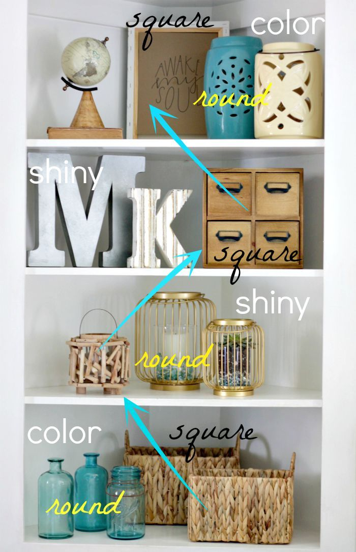 shelfie styling ideas and tips