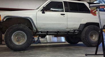 DS Welding Services | Repair | Truck Frame