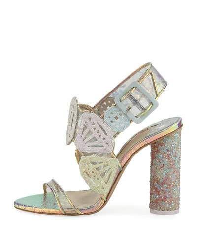 X3VP2 Sophia Webster Diamond Girl Gem Sandal