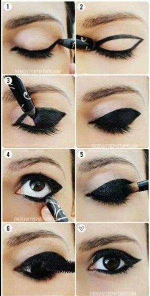 Eye Makeup Tutorial   Eye Makeup to Make an Impression.