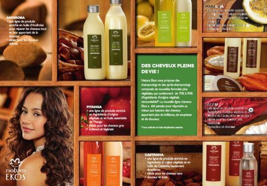 Natura Brasil est une société de vente directe brésilienne créée en 1969, qui élabore et commercialise des parfums, des cosmétiques, des produits de soin...