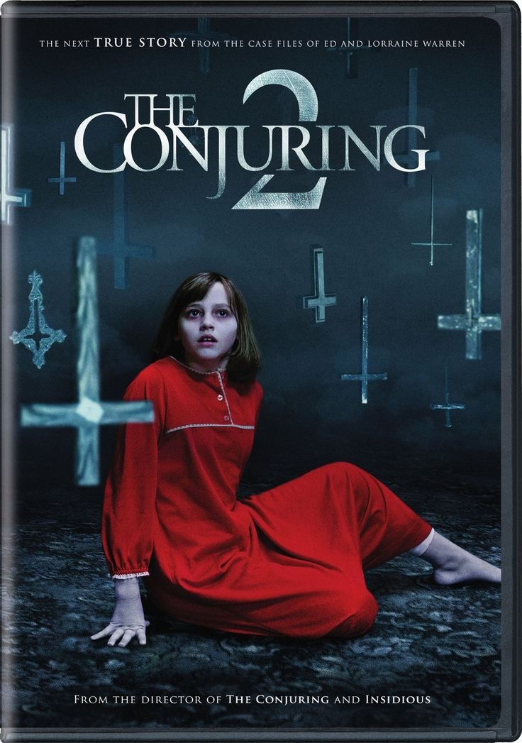Conjuring 2 (DVD) - I'm not crazy about many horror movies, but I really like the Conjuring movies. Good acting, good stories (based on real-life events).