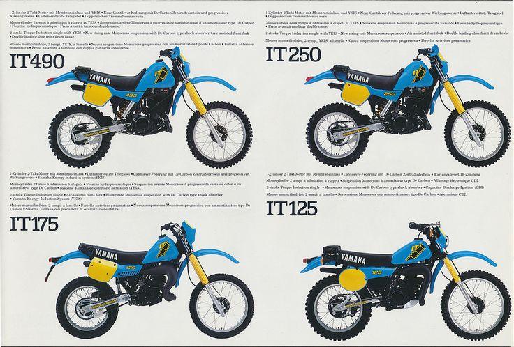 Yamaha IT Series