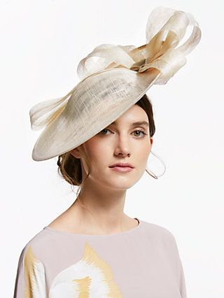 a9d504801e9f7 John Lewis   Partners Giovanna Loop Side Disc Occasion Hat