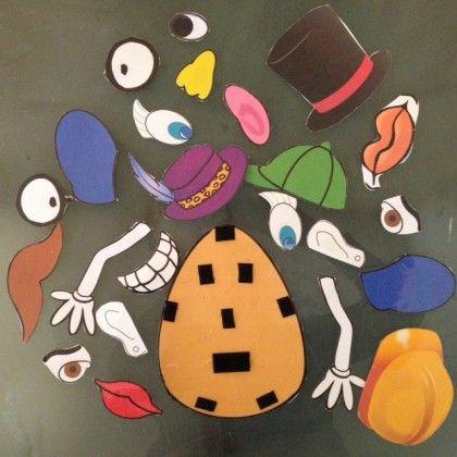 Busy bag ou comment occuper ses enfants sur le trajet des vacances - Un jour un jeu