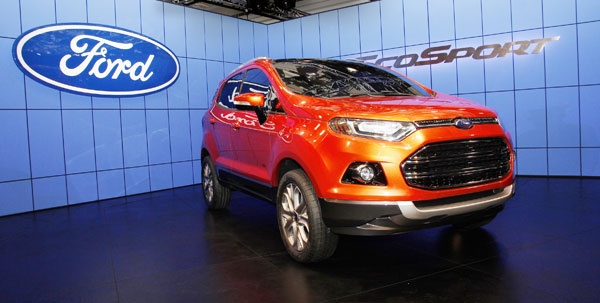 Ford EcoSport 2012: Vehicles Mobiles, Ecosport Compact, Enliven Vehicles, Ecosport 2012, Suv 1 0L, Suv 10L, Ecosport Suv, Compact Suv, Ford Ecosport