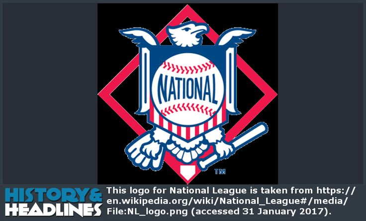 February 2, 1876: Major League Baseball Debuts as National League is Formed - http://www.historyandheadlines.com/february-2-1876-major-league-baseball-debuts-national-league-formed/