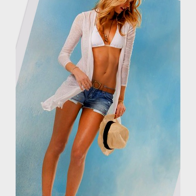 VS summer outfit! I love this!