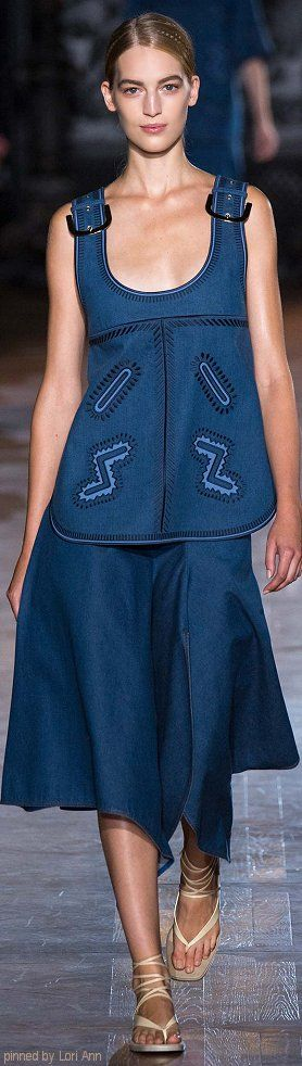 She keeps surprising me. I really like a lot of her things. Stella McCartney Spring 2015 RTW