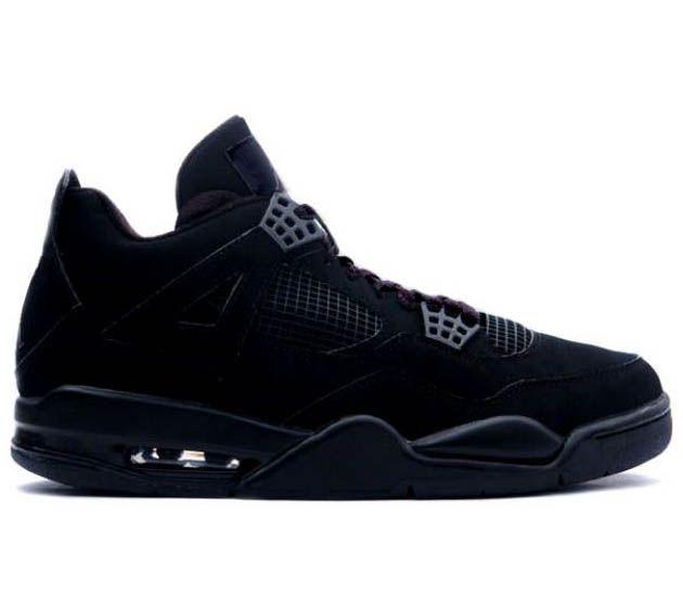 """Air Jordan IV """"Black Cat"""" returns in 2014"""