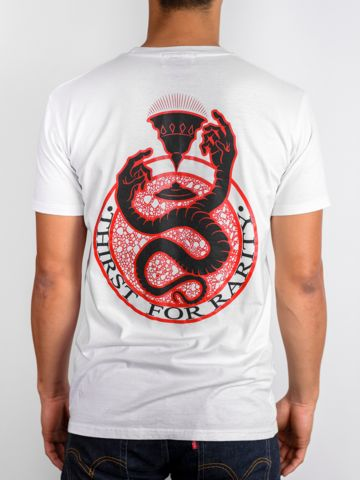Thirst for Rarity Snake Tee