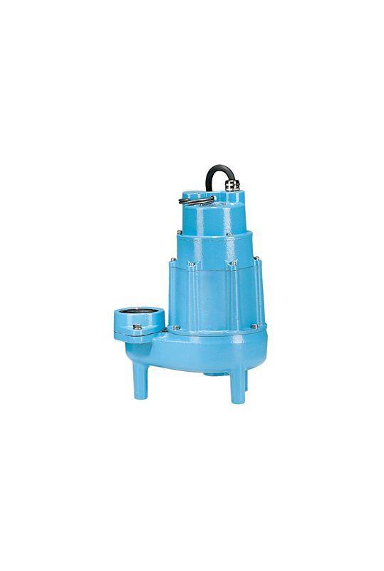 Little Giant 520225 20E 135 GPM 200-208V 3-Phase High Head Effluent Pump with 20 Pumps Waste Water Pumps Effluent Pumps