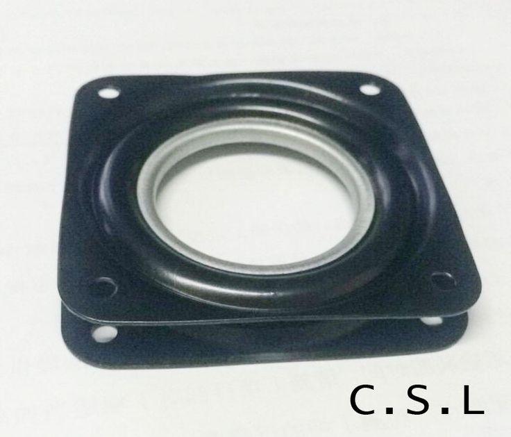 3 ''kleine tentoonstelling draaitafel bearing kwartelplaat luie susan! Geweldige voor mechanische projecten!