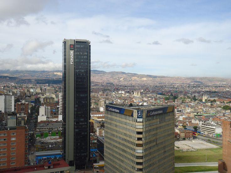 Bogota desde Hoteles Tequendama