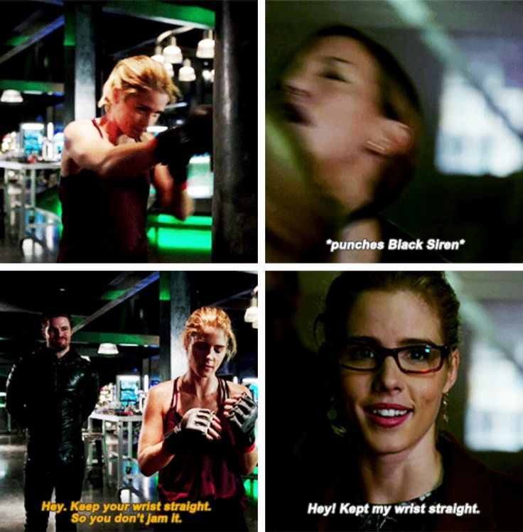 "#Arrow 5x10 ""Who Are You?"" - Oliver, Felicity and Black Siren"