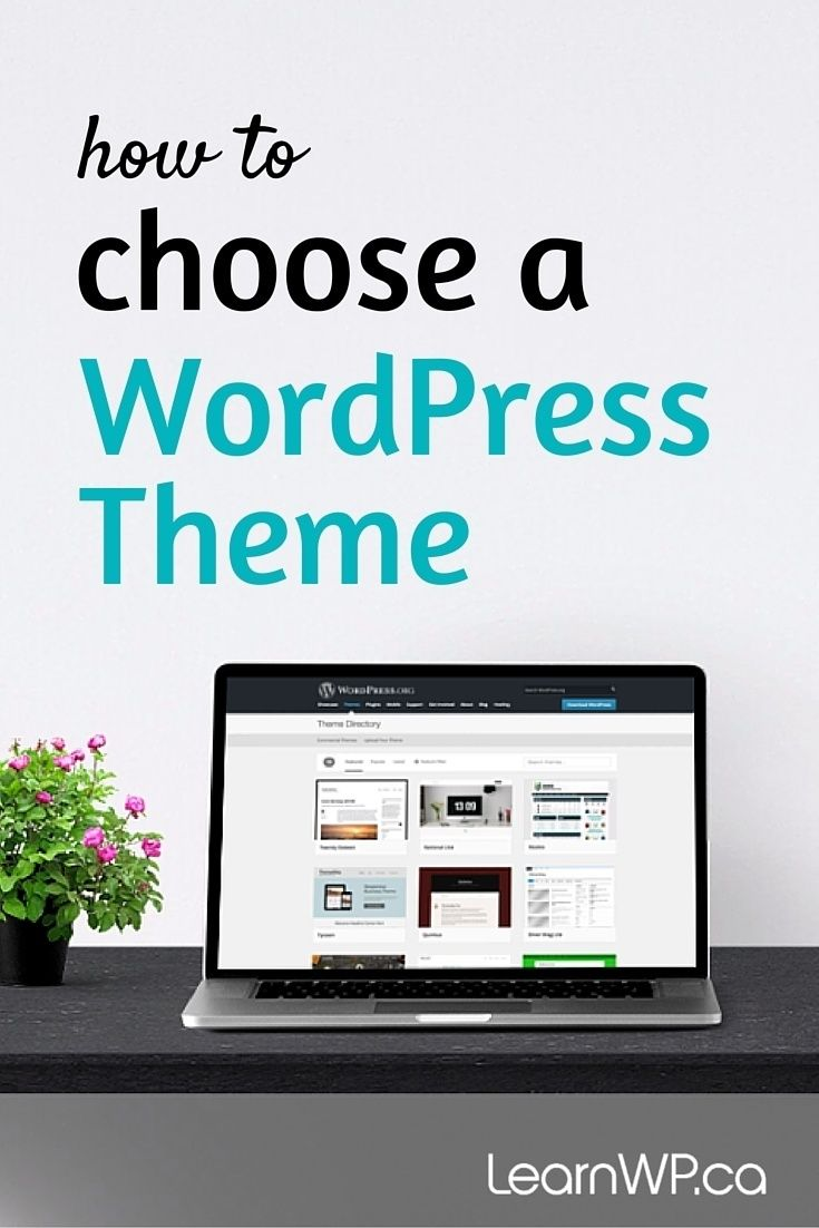 We know that choosing a theme for your WordPress website or blog can be overwhelming. Here are 5 tips to help you.