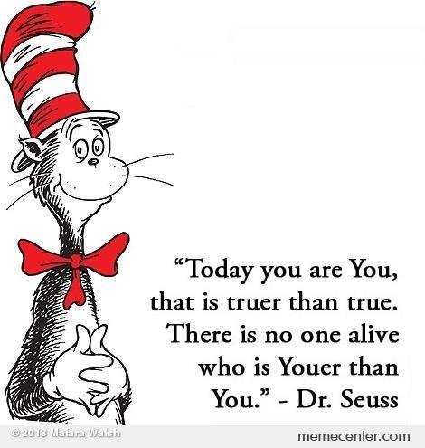 Dr. Seuss #quote