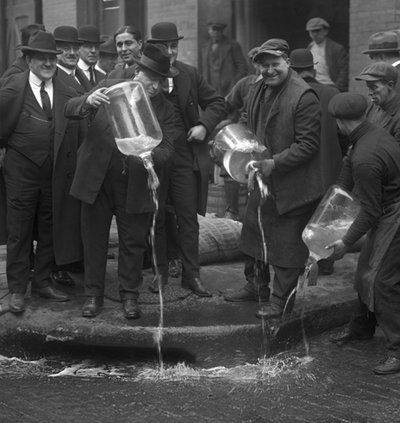 Ken Burns latest PBS series, Prohibition, examines how a ban on alcohol in an alcohol-loving society ever came to be passed in the first place, and how its enforcement made it inevitable that it could not stand.