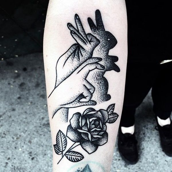 New and Trendy Dotwork Tattoo Ideas for 2016 (10)