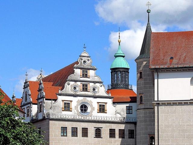 Neuburg an der Donau - Residenzschloss by Arnim Schulz, via Flickr