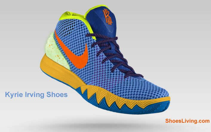 Customize Kyrie Irving Shoes